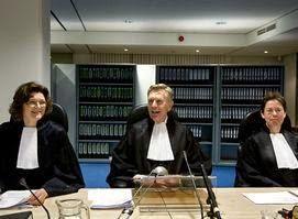 Rechtbank samenstelling 25-7-2017