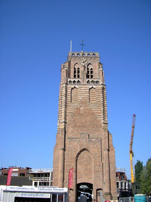 De toren zonder kerk in Gestel