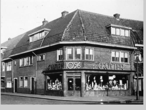 De Gruyter winkel