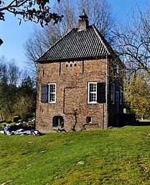 Haanwijk Tol- of veerhuis 't Vaantje foto wikipedia.org